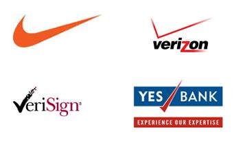 Brand logo tick